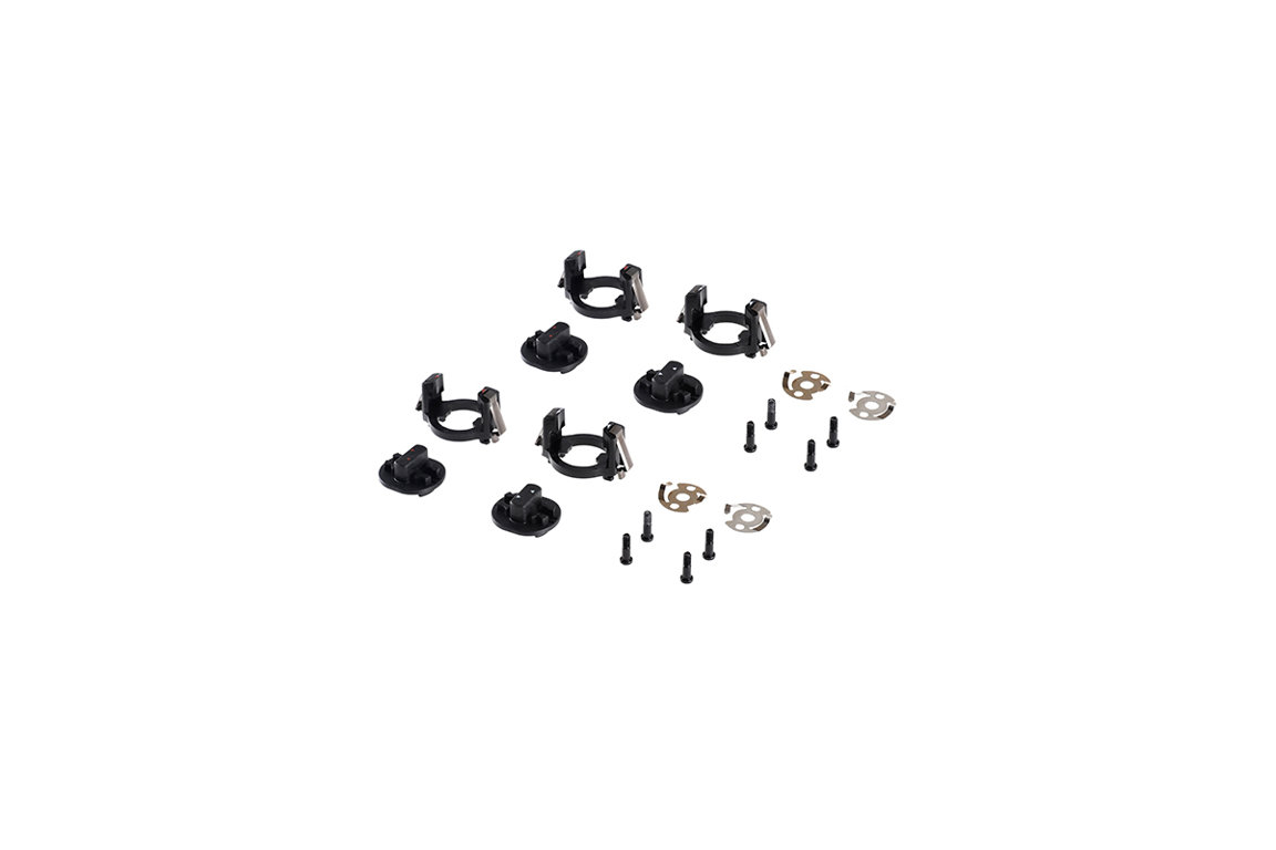 Inspire 2 - Quick Release Propeller Mounting Plates