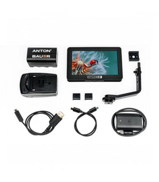 SmallHD Focus Canon LPE6 Bundle w/LPE6 Battery Eliminator