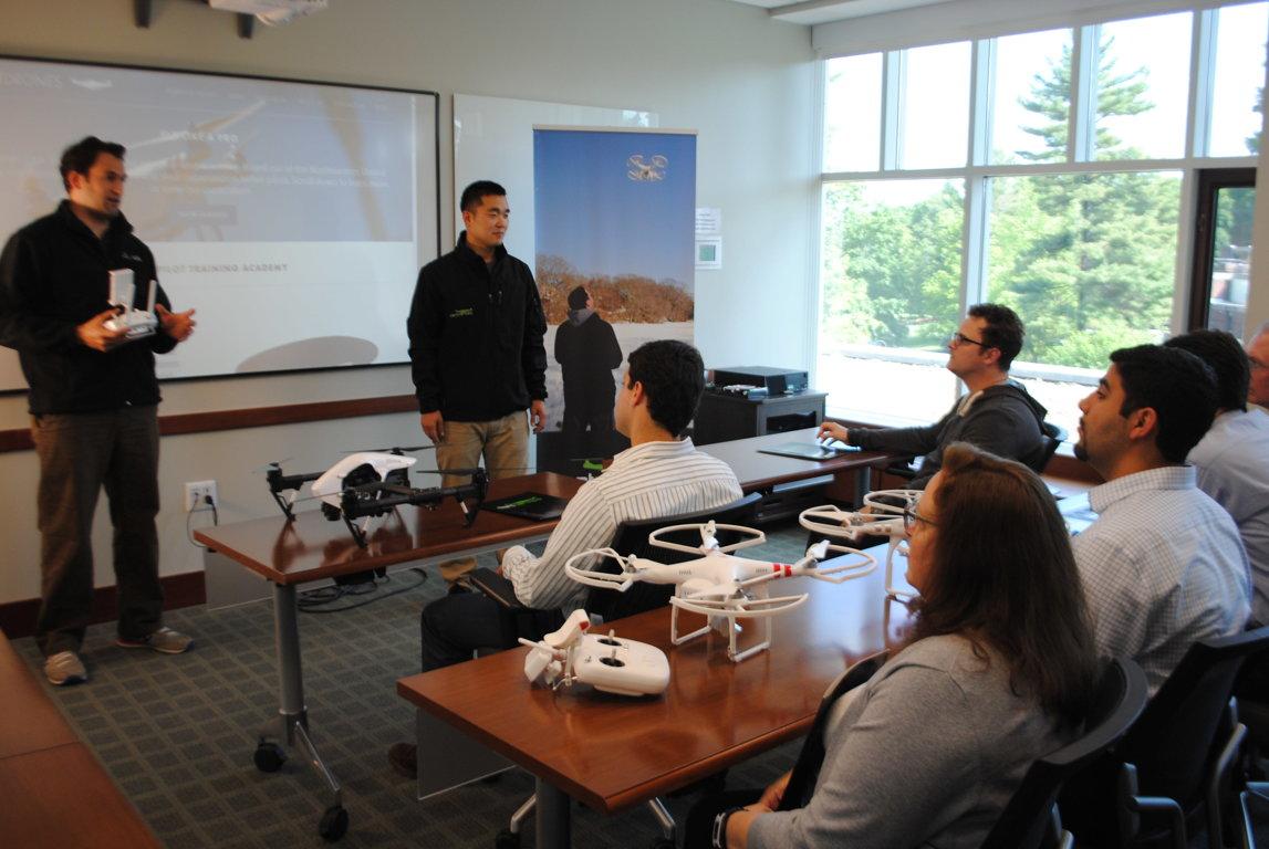 Dronu pilotēšanas kursa apraksts